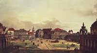 Canaletto: Zwinger